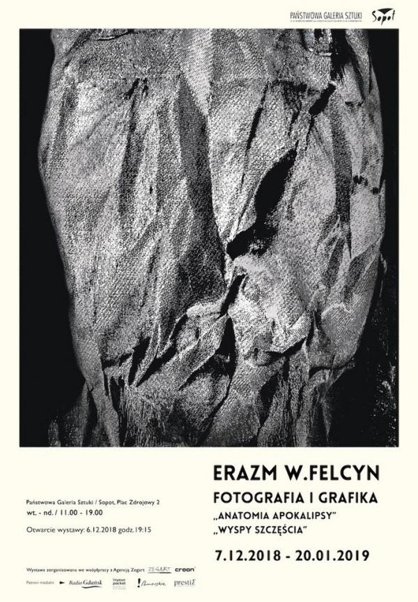 Wystawa fotografii i grafiki <br>Erazma Wojciecha Felcyna