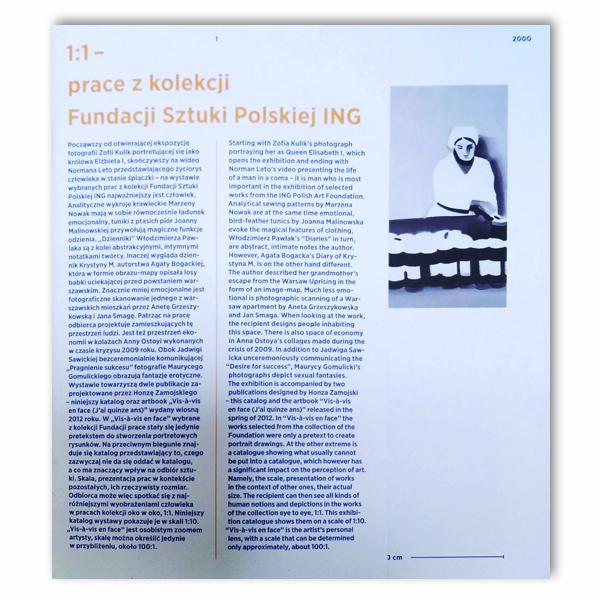 1-1 - prace z kolekcji Fundacji Sztuki Polskiej ING