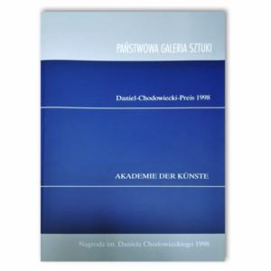 Nagroda im. Daniela Chodowieckiego 1998. Daniel-Chodowiecki-Preis 1998