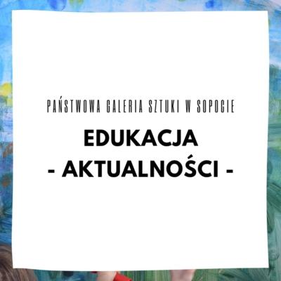 Edukacja – Aktualności