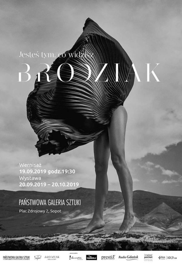 """Szymon Brodziak """"Jesteś tym, co widzisz"""""""