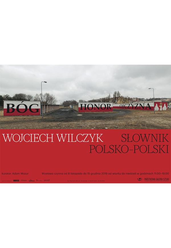 """Wojciech Wilczyk """"Słownik polsko-polski"""""""