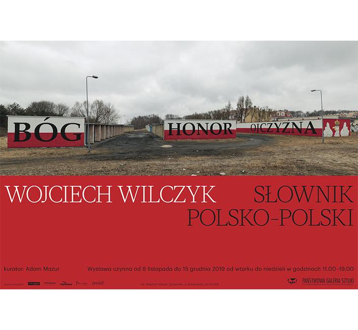 Plakat W.Wilczyk