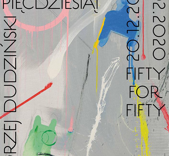 plakat Dudziński