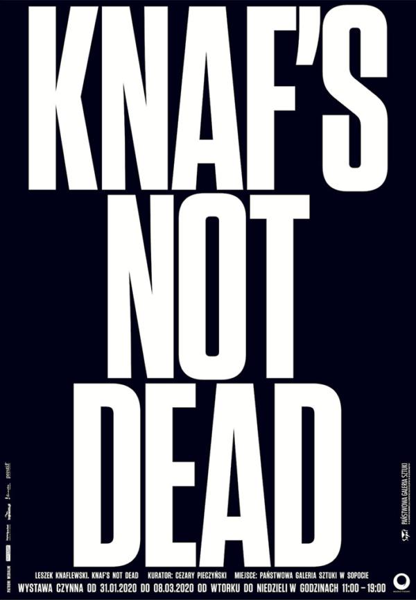 "Leszek Knaflewski ""Knaf's Not Dead"""