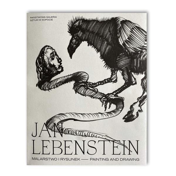 Jan Lebenstein- malarstwo i rysunek