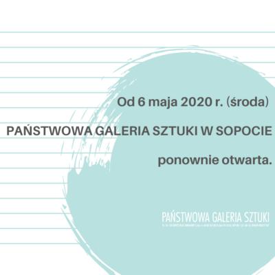 Państwowa Galeria Sztuki ponownie otwarta
