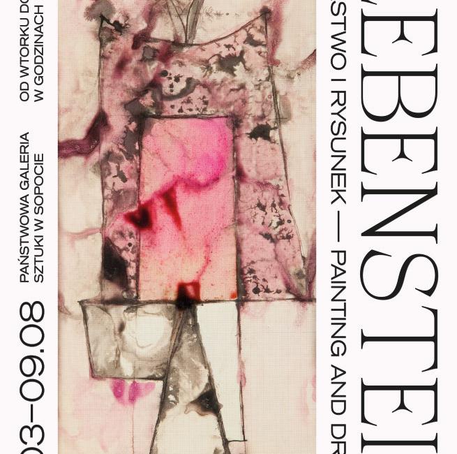 Lebenstein- wystawa do 9 sierpnia 2020