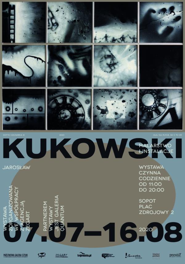 Jarosław Kukowski. Malarstwo i instalacje