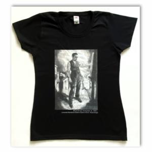 Bruno Schulz- koszulka damska