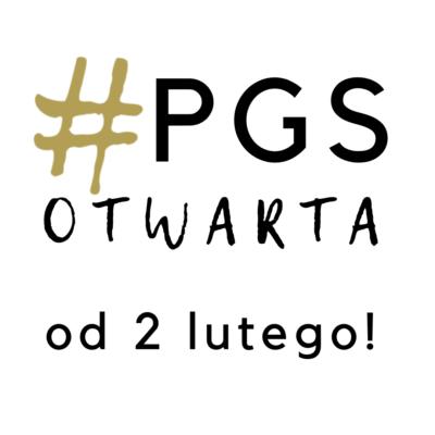 PGS ponownie otwarta