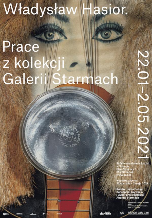Władysław Hasior. Prace z kolekcji Galerii Starmach. Wystawa przedłużona do 30 maja.