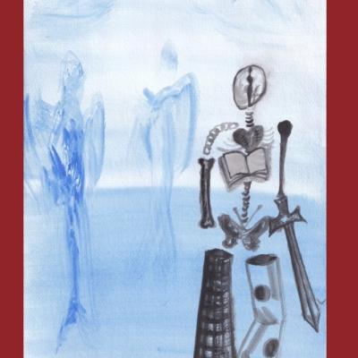 """Zuzanna Bartoszek """"Autoportret (Anatomia poetki)"""""""