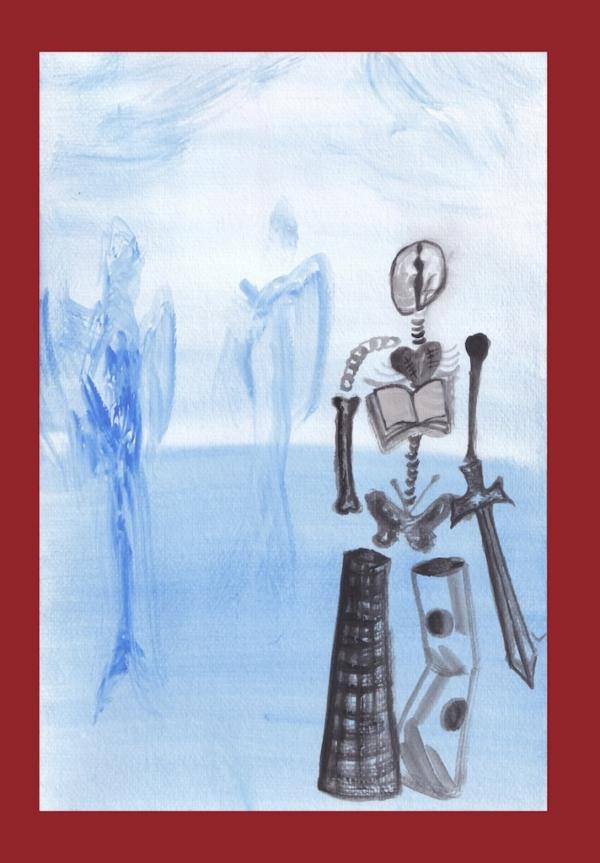 """Zuzanna Bartoszek """"Autoportret (Anatomia poetki)"""". Wystawa przedłużona do 9 maja"""