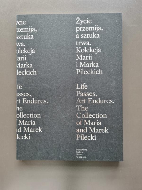 Katalog wystawy Kolekcji Marii i Marka Pileckich, do nabycia w Sklepie Online