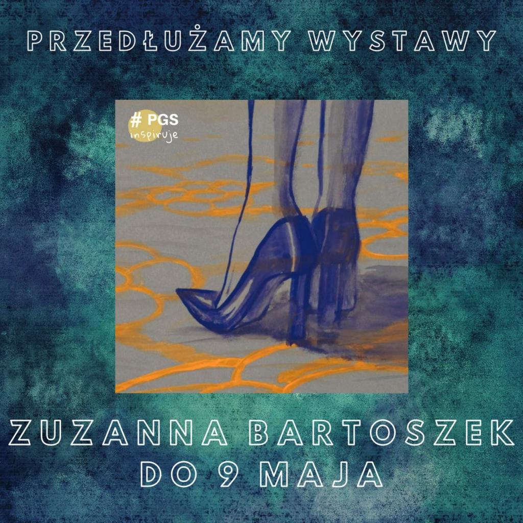 Przedłużamy wystawę Zuzanny Bartoszek, PGS w Sopocie