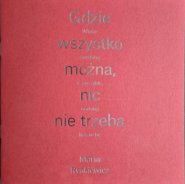 Marta Rynkiewicz