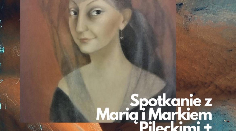 spotkanie Marią i Markiem Pileckimi