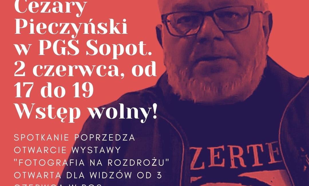 spotkani z kolekcjonerem Cezarym Pieczyńskim