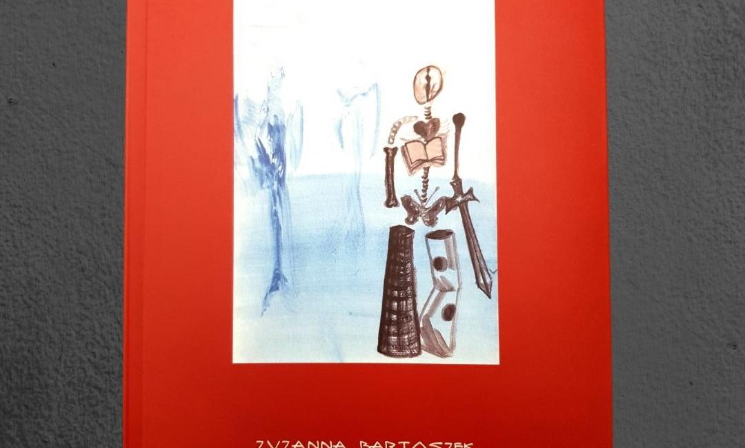 katalog wystawy Zuzanny Bartoszek w PGS w Sopocie