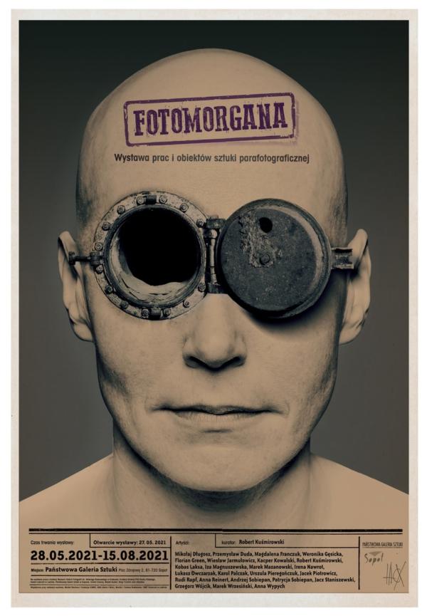 """""""FOTOMORGANA"""". Wystawa prac i obiektów sztuki parafotograficznej"""