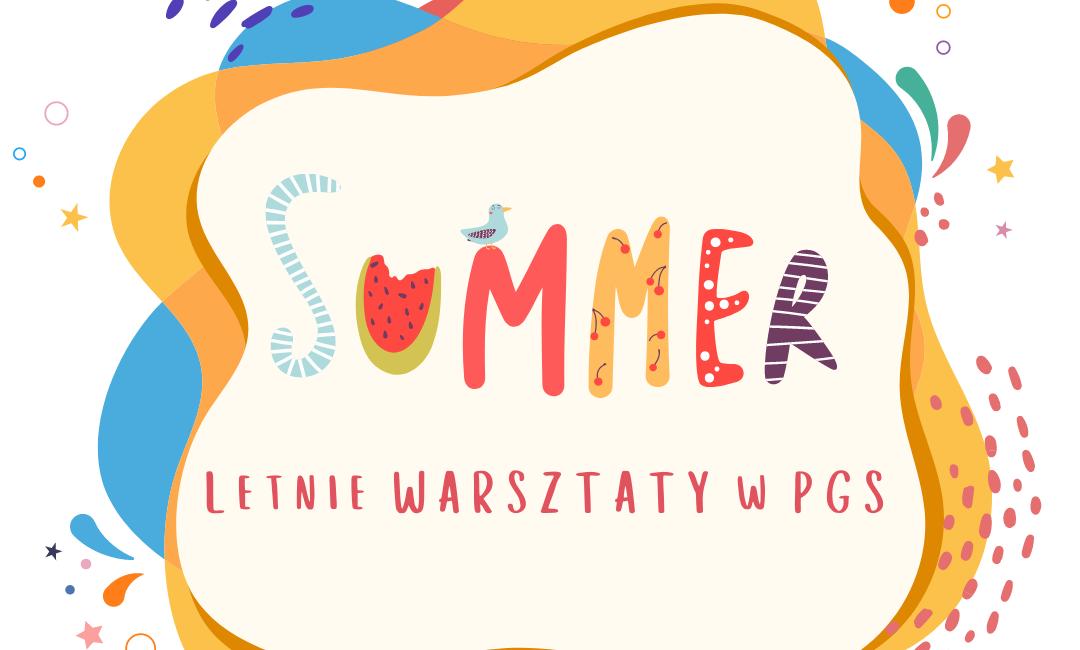 Warsztaty letnie w Państwowej Galerii Sztuki w Sopocie