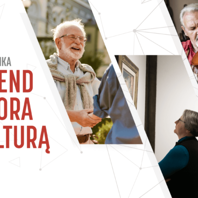 """""""Weekend seniora z kulturą"""" w PGS. 1-3 października 2021"""