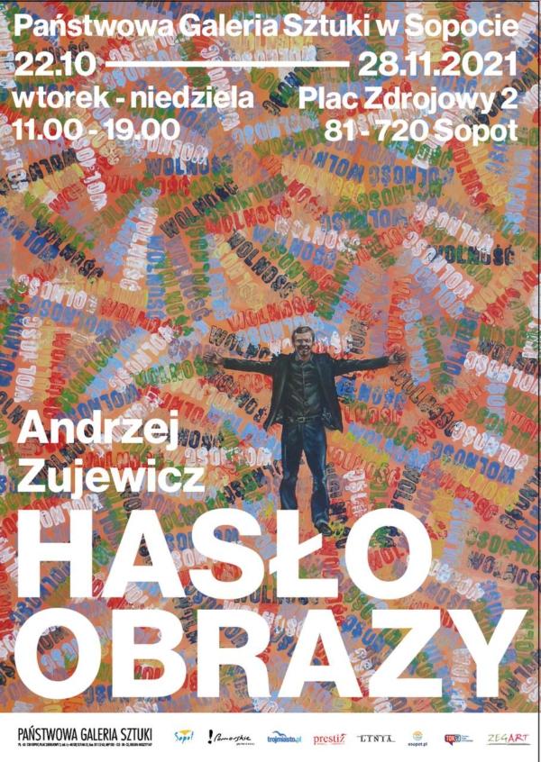 Hasłoobrazy. Andrzej Zujewicz